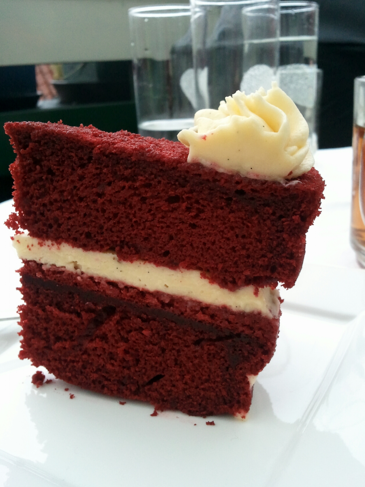 Showoff Post Red Velvet Cake Thee Met Aimee