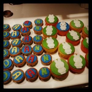 Nijntje cupcakes 1